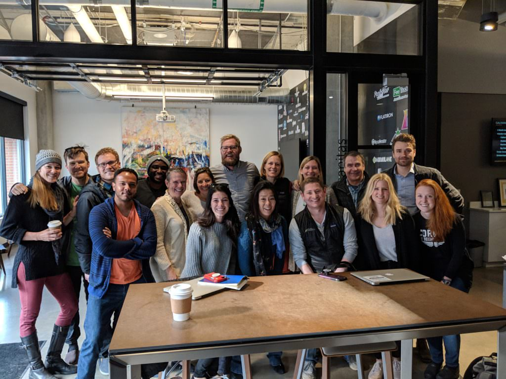BSW Open Planning Meeting Team Photo