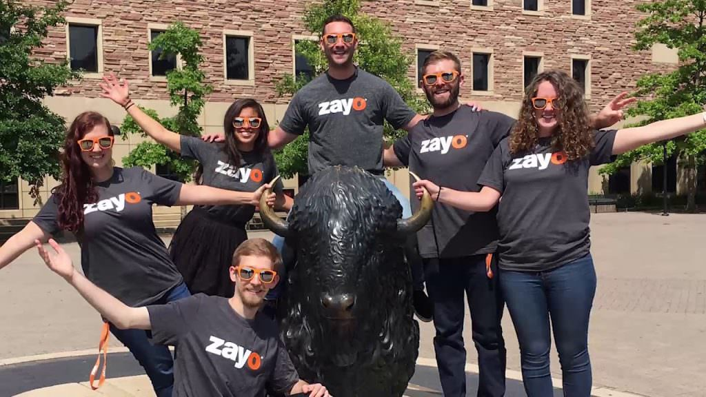 Zayo Team Photo