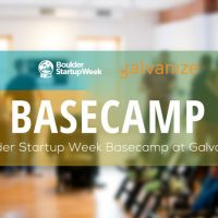 BSW Basecamp at Galvanize Graphic