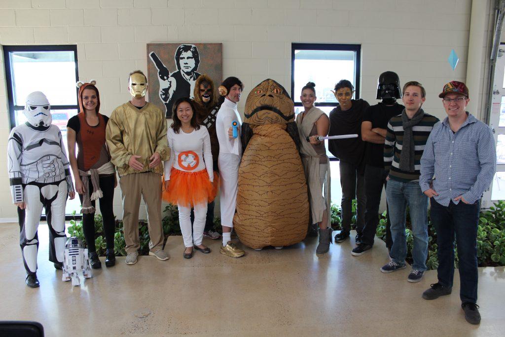 Brandzooka at Halloween