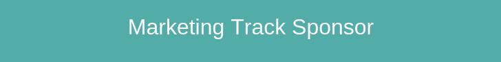 Marketing Track Sponsor