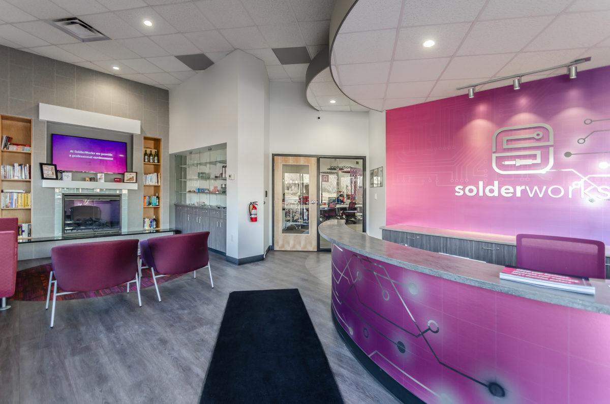 SolderWorks Office Photo