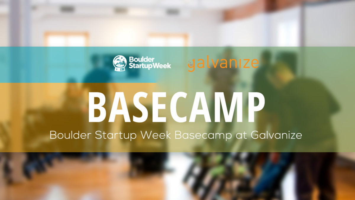 Basecamp at Galvanize