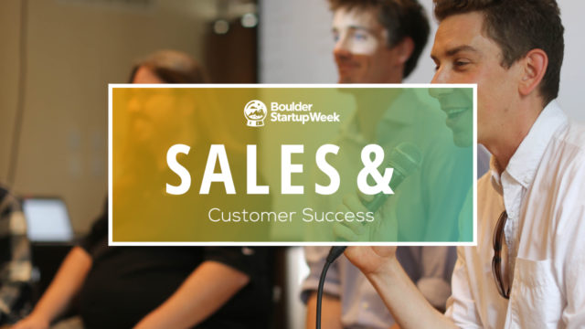 Sales & Customer Success
